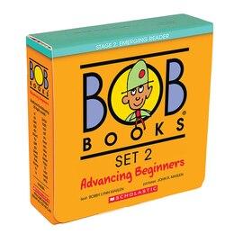 Book Bob Books Set 2- Advancing Beginners: Box Set by Bobby Lynn Maslen