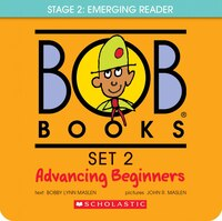 Bob Books - Advancing Beginners Box Set | Phonics, Ages 4 and up, Kindergarten (Stage 2: Emerging…