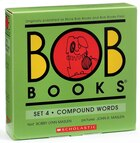 Bob Books Set 4- Complex Words: Box Set