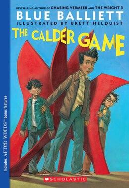 Book The Calder Game by Blue Balliett