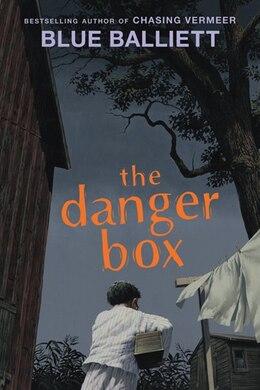 Book The Danger Box by Blue Balliett