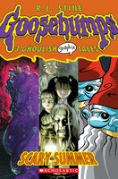 Goosebumps Graphix #3: Scary Summer