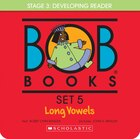 Bob Books Set 5- Long Vowels: Box Set