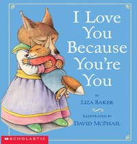 I Love You Because You're You: Book and CD