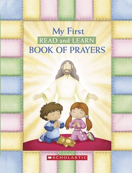 Book My First Read And Learn Book Of Prayers by Dr Mary Manz Simon