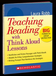 Teaching Reading With Think Aloud Lessons