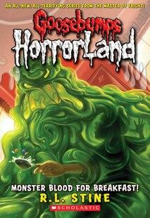 Goosebumps HorrorLand #3: Monster Blood For Breakfast