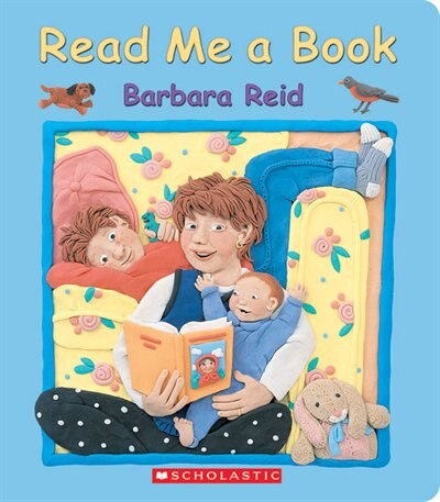 Read Me a Book by Barbara Reid
