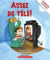 Apprentis lecteurs : Assez de télé!