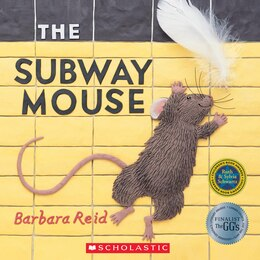 Book The Subway Mouse by Barbara Reid