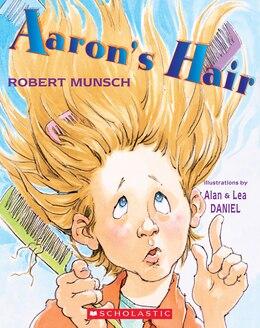 Book Aaron's Hair by Robert Munsch