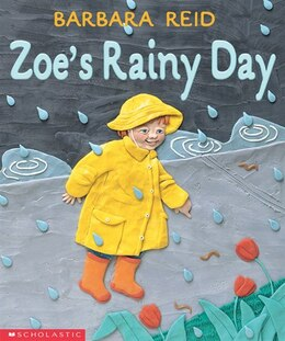 Book Zoe's Rainy Day by Barbara Reid