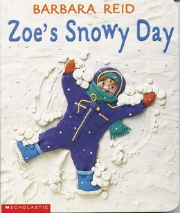 Book Zoe's Snowy Day by Barbara Reid