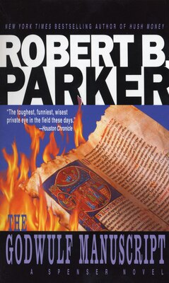Book The Godwulf Manuscript by Robert B. Parker