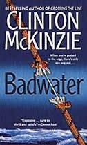 Badwater by Clinton McKinzie