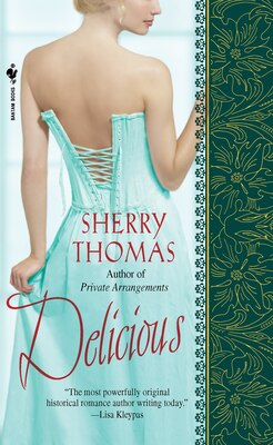 Book Delicious by Sherry Thomas