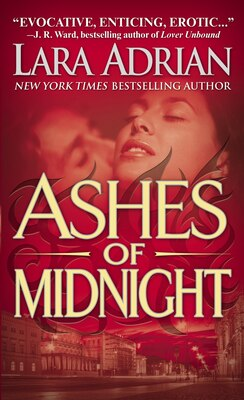 Book Ashes Of Midnight by Lara Adrian