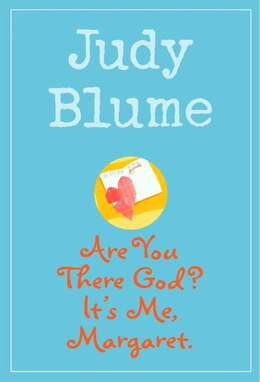 Book Are You There God?  It's Me, Margaret by Judy Blume