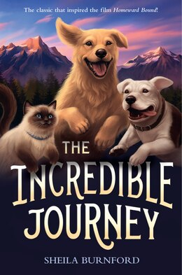 Book The Incredible Journey by Sheila Burnford