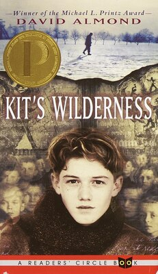 Book Kit's Wilderness by David Almond