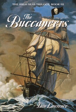 Book The Buccaneers by Iain Lawrence