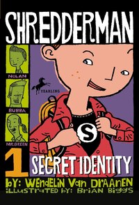 Shredderman: Secret Identity