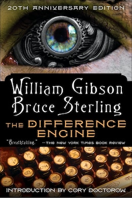 Book The Difference Engine by William Gibson