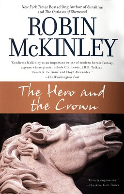 Book The Hero And The Crown by Robin Mckinley