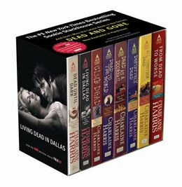 Book Sookie Stackhouse 8-copy Boxed Set by Charlaine Harris