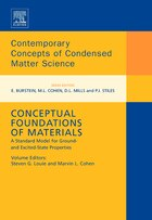 Conceptual Foundations of Materials: A standard model for ground- and excited-state properties