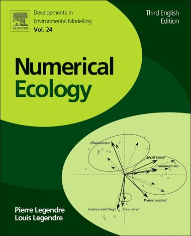 Numerical Ecology by P. Legendre
