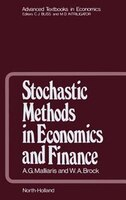 Stochastic Methods in Economics and Finance