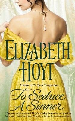 Book To Seduce A Sinner by Elizabeth Hoyt