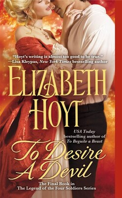 Book To Desire A Devil by Elizabeth Hoyt