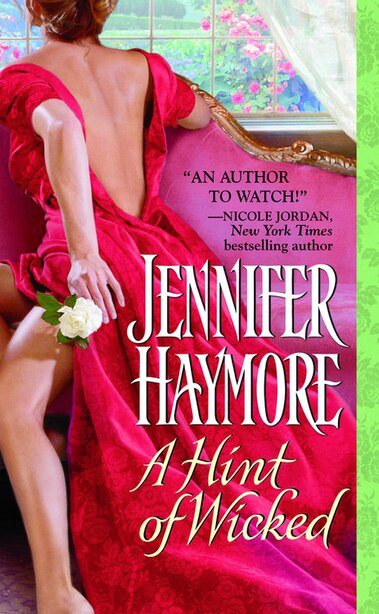 A Hint of Wicked by Jennifer Haymore
