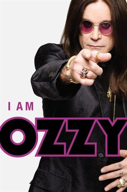Book I Am Ozzy by Ozzy Osbourne