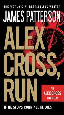 Book Alex Cross, Run by James Patterson