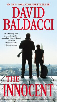 Book The Innocent by David Baldacci