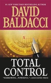 Book Total Control by David Baldacci