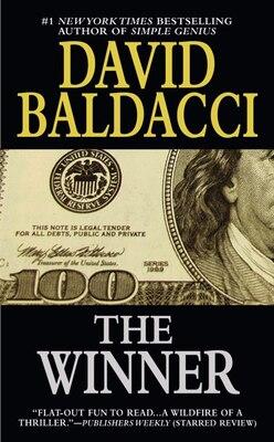 Book The Winner by David Baldacci