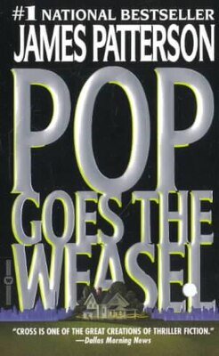 Book Pop Goes The Weasel by James Patterson