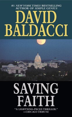 Book Saving Faith by David Baldacci