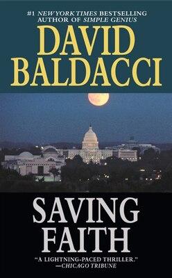 Book Saving Faith by David Baldacci