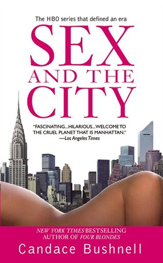 Sex and the city books picture 91