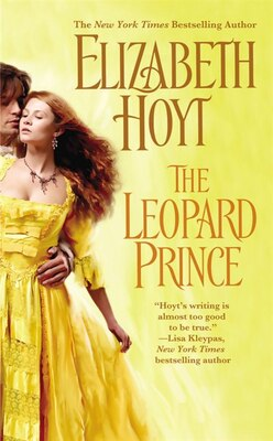 Book The Leopard Prince by Elizabeth Hoyt