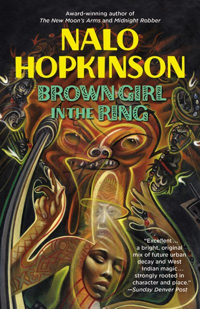 Book Brown Girl in the Ring by Nalo Hopkinson