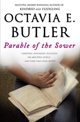 Book Parable Of The Sower by Octavia E. Butler