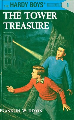 Book Hardy Boys 01: The Tower Treasure by Franklin W. Dixon