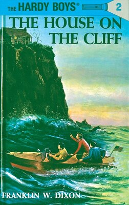 Book Hardy Boys 02: The House On The Cliff by Franklin W. Dixon