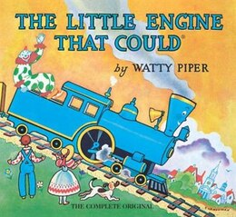 Book The Little Engine That Could Mini by Watty Piper